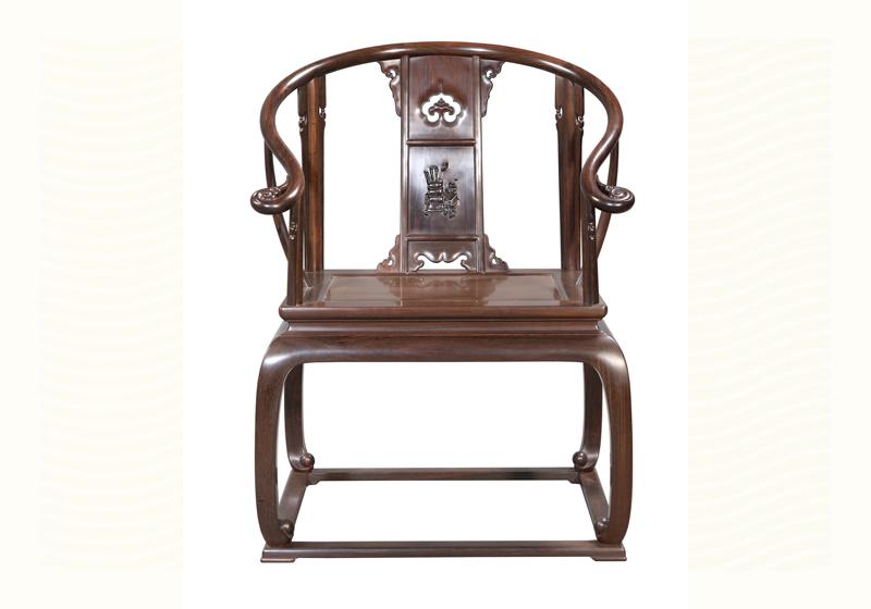 卷珠足皇宫椅